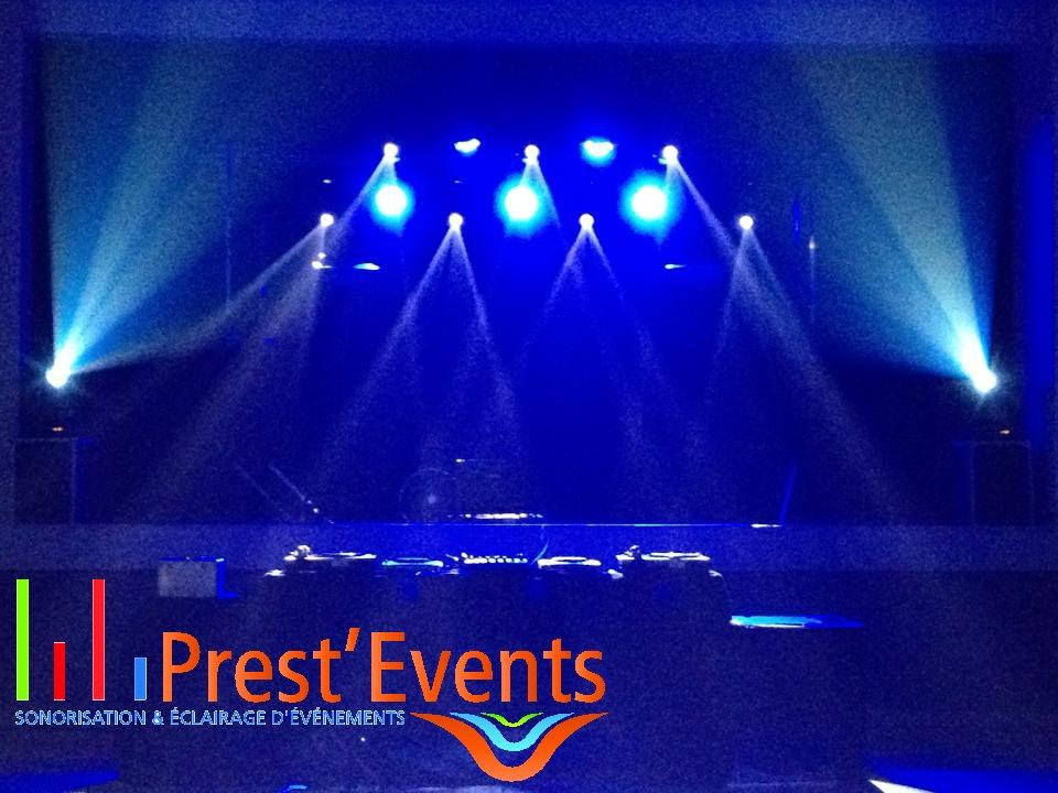 Prest'Events Sonorisation Eclairage Lille